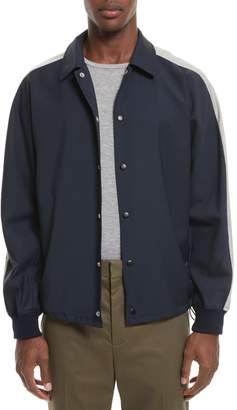 3.1 Phillip Lim Wool Coachs Jacket