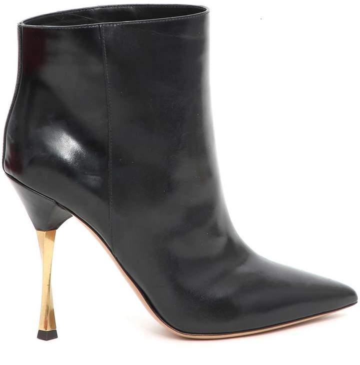 Valentino Garavani Screw Heel Ankle Boot