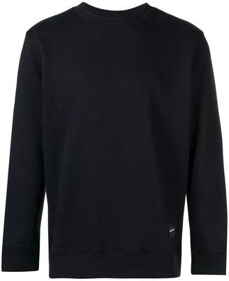 Calvin Klein Jeans block-colour patch sweater