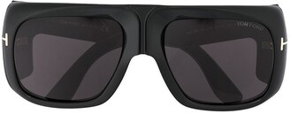 Tom Ford oversized frame sunglasses