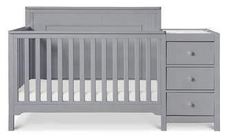 Carter's Dakota 4-in-1 Convertible Crib and Changer with Mattress