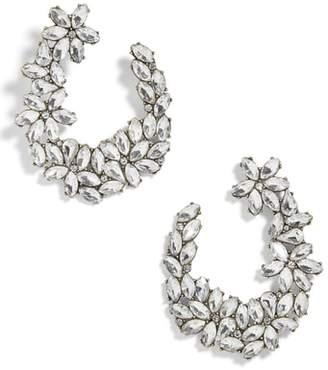 BaubleBar Evolet Hoop Earrings