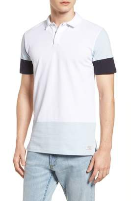 Scotch & Soda Colorblock Polo