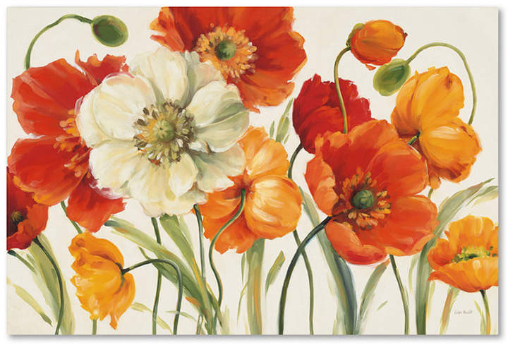 'Poppies Melody I' by Lisa Audit 22