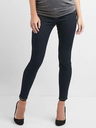 Gap Maternity Inset Panel True Skinny Jeans