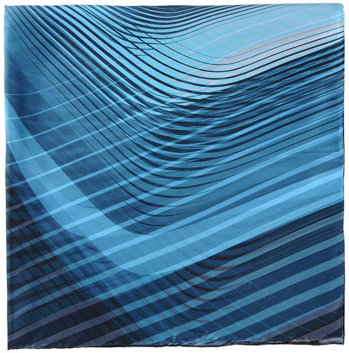 ZAHA HADID DESIGN Square scarves