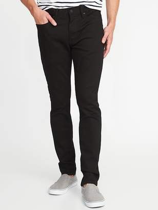 Old Navy Skinny Built-In Flex Never-Fade Jeans for Men