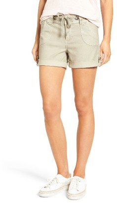 Women's Kut From The Kloth Julie Drawstring Shorts $69 thestylecure.com