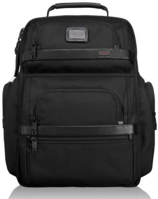 Tumi Alpha 2 T-Pass Laptop Brief Pack with ID Lock Pocket