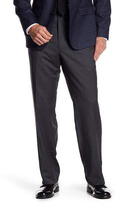 JB Britches Torino Flat Front Trousers
