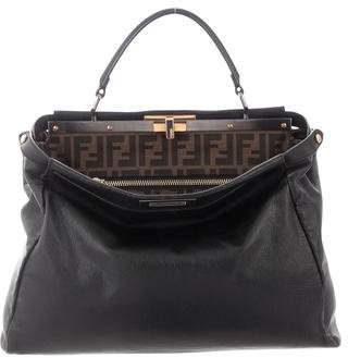 Fendi Medium Selleria Peekaboo Bag
