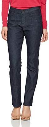 Rica Lewis Women's Marisol Straight Jeans - Blue - W34/L33
