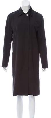 Max Mara Lightweight Knee-Length Coat