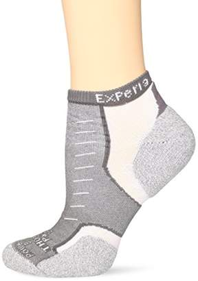 Thorlos Experia Unisex XCCU Multi-Sport Thin Padded Low Cut Sock