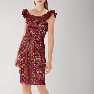 Coast REESE LACE SHIFT DRESS