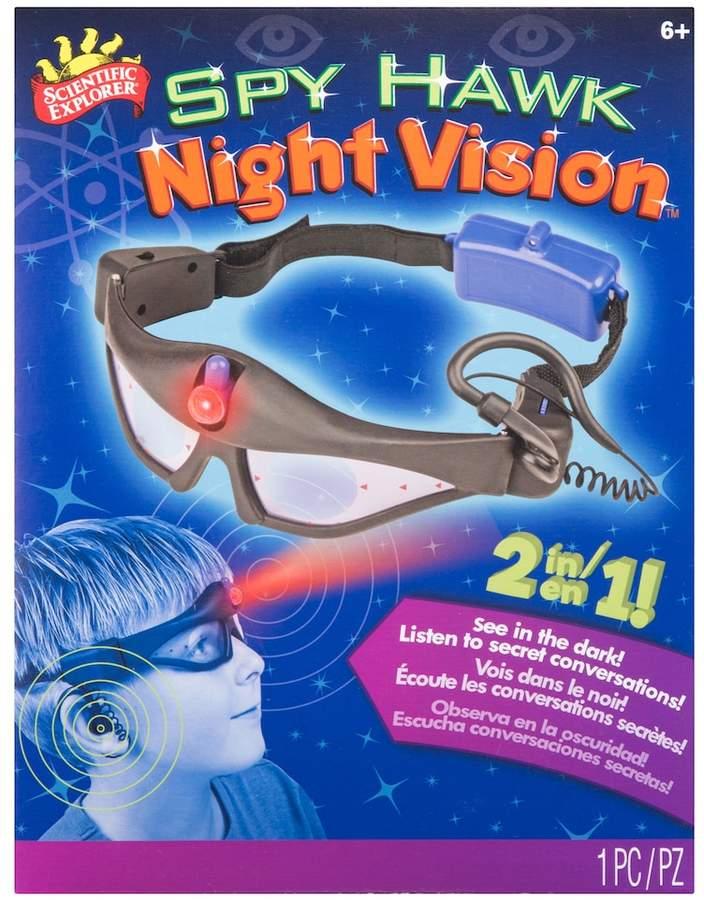 Scientific Explorer Spyhawk Night Vision Goggles