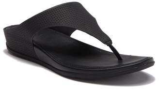FitFlop Banda Perforated Leather Sandal