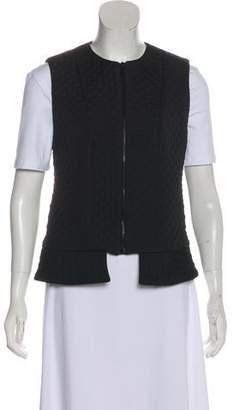 Derek Lam Lightweight Quilted Vest