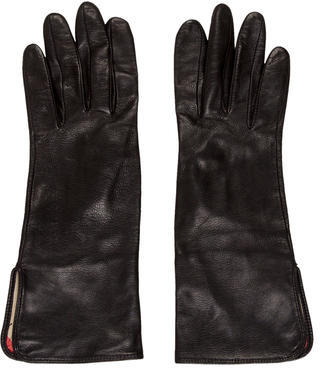 Burberry  Burberry Soft Leather Gloves