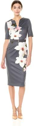 Ted Baker Women's Bisslee Dress, Grey