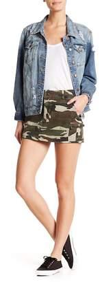 Muche et Muchette Revolution Camo Utility Miniskirt