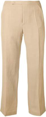 Golden Goose Summer cropped trousers