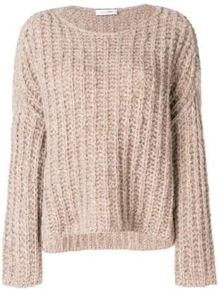 Valentino chunky knit jumper