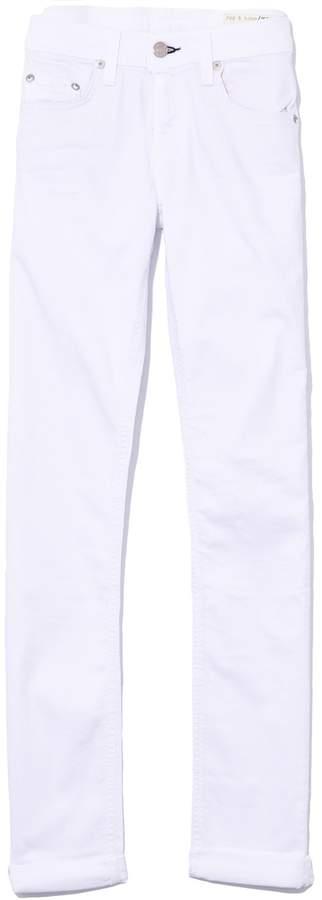 Rag & Bone Aged Bright White Dre Jeans