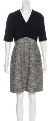LK Bennett Knee-Length Sheath Dress
