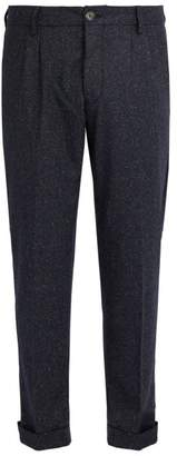 J.w.brine J.W. Brine J.w. Brine - New Marshall Straight Leg Trousers - Mens - Navy