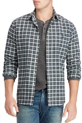 Polo Ralph Lauren Plaid Classic Fit Oxford Shirt