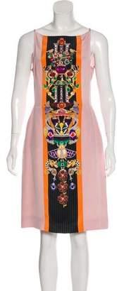 Mary Katrantzou Sleeveless Halle Dress w/ Tags