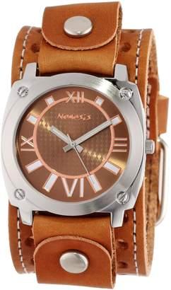 Nemesis Watch Men's BSTH066B Roman Numerals Watch