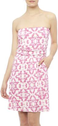Fantastic Fawn Pink Pocket Dress