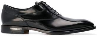 Tod's lace up oxford shoes