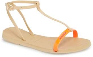 Havaianas You Belize T-Strap Sandal