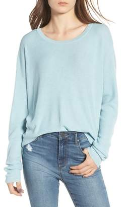BP Drop Shoulder Ribbed Sweater