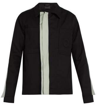 Craig Green Fin Cotton Twill Worker Jacket - Mens - Black