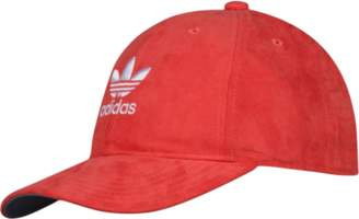 adidas Suede Relaxed Strapback Hat - Women's