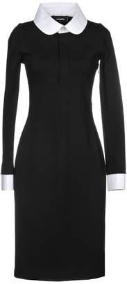 DSQUARED2 Knee-length dresses - Item 34854795JI