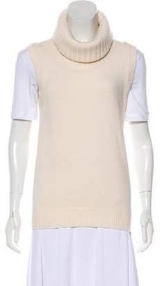 Michael Kors Cashmere Crew Neck Vest