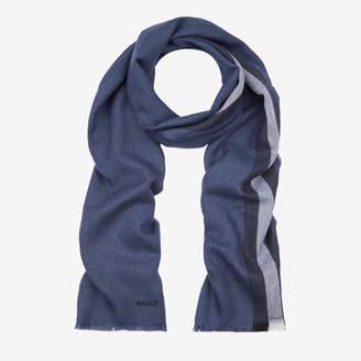 Bally Wool Stripe Scarf