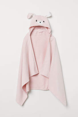 H&M Hand Towel with Hood - Pink