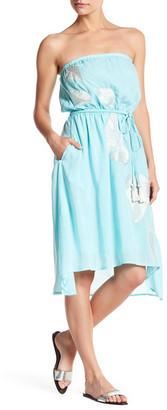 Letarte Strapless Empire Dress $318 thestylecure.com