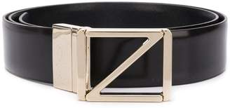 Ermenegildo Zegna buckled belt