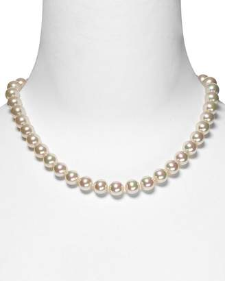 """Majorica 10mm Simulated Pearl Necklace 18"""""""