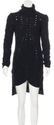 Celine Wool & Cashmere Dress