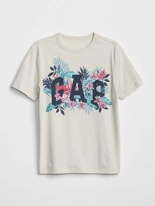 Gap Logo Graphic Short Sleeve T-Shirt