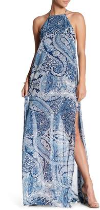 Show Me Your Mumu Bronte Side Slit Maxi Dress