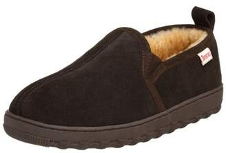 Slippers International Men's Cody Sheepskin Slipper